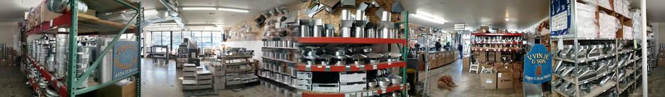 Vinje S Sheet Metal Amp Diy Heating Home