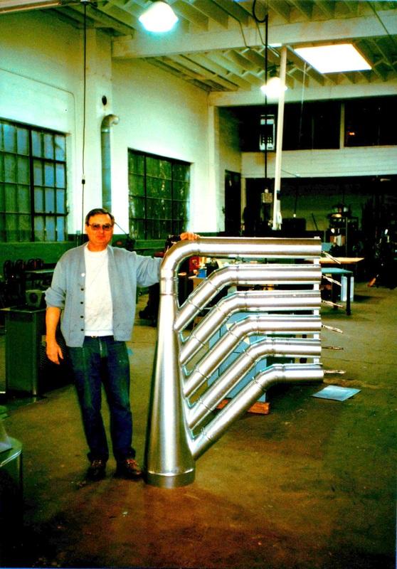 About Vinje S Sheet Metal Amp Diy Heating